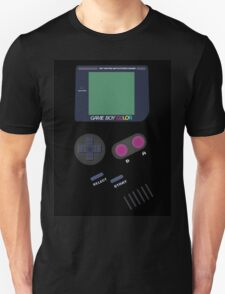 Video Old Game Boy Console  T-Shirt