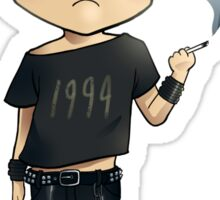 Levi from 1994 Sticker