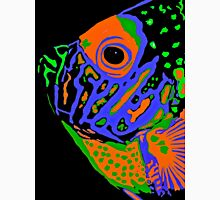 Angel Fish Swimming in the Sea #2 Unisex T-Shirt