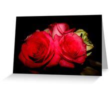 Romantic and beautiful Greeting Card