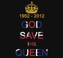 God Save The Queen by ScottW93