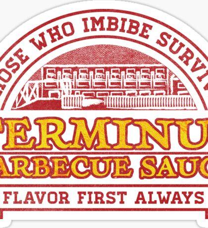 Flavor First Always Sticker