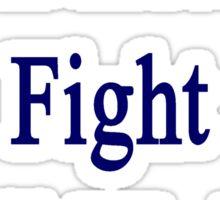 South Koreans Fight Until We Die  Sticker