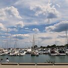 Clouds Over The Marina by kkphoto1