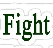 South Africans Fight Until We Die Sticker