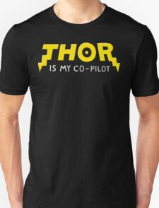 Thor is my Co-Pilot T-Shirt