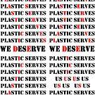 Plasticide by lukasdf