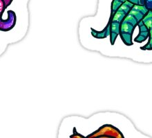 Assorted Cuttlefsh Sticker