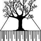 Tree sticker by salodelyma