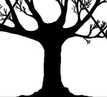 Tree sticker Sticker