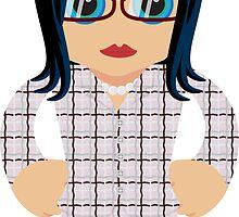 Jen Okazaki #1 (Angry Boys) by LilLilleys