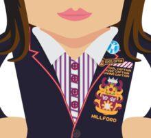 Ja'mie # 1 (Ja'mie: Private School Girl) Sticker