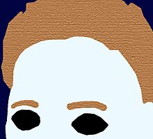 Minimal Michael Myers by Maggie Smith