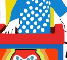 Jack in the Music Box- Nostalgia Toys Sticker