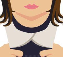 Ja'mie # 2 (Ja'mie: Private School Girl) Sticker