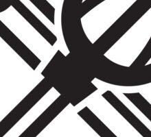 RIGS X logo Sticker