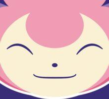 Hello Skitty (Sticker) Sticker
