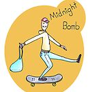 Midnight Bomb by Jarrad .