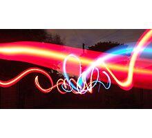 Follow the Light Photographic Print