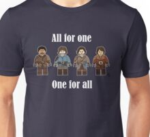 Musketeers Oath Unisex T-Shirt