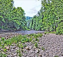 Oconaluftee River (HDR) by Jeff Ore