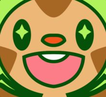Chibi Chespin Sticker