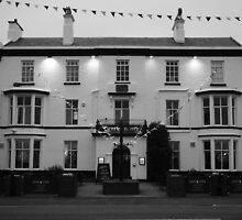 'Queens Hotel' Lytham by CliveSluter