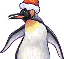 Penguin Christmas by ImagineThatNYC