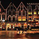 Bruges by Kasia Nowak