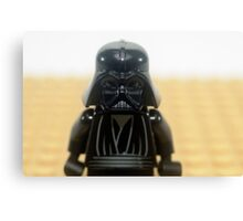Star wars action figure Darth Vader  Canvas Print