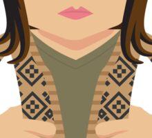 Ja'mie # 4 (Ja'mie: Private School Girl) Sticker