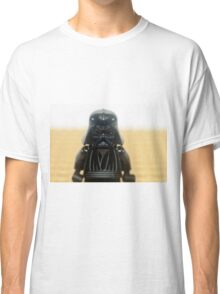 Star wars action figure Darth Vader  Classic T-Shirt