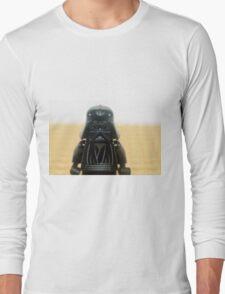 Star wars action figure Darth Vader  Long Sleeve T-Shirt