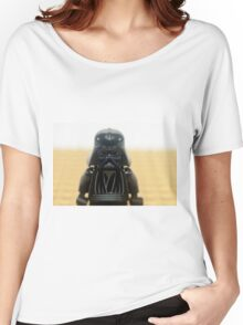 Star wars action figure Darth Vader  Women's Relaxed Fit T-Shirt