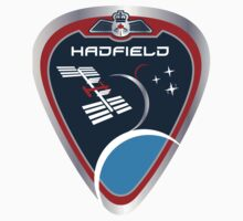 Expedition 34 - Hadfield's Personal Patch One Piece - Long Sleeve