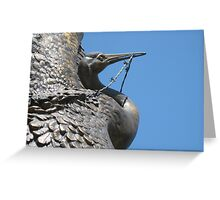 Japanese American WWII Memorial Greeting Card