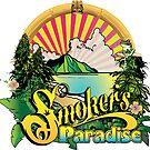 Smokers Paradise by kushcoast