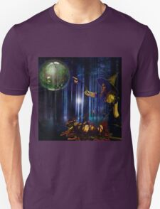 A LITTLE NIGHT MAGIC Unisex T-Shirt