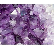 Crystal Photographic Print