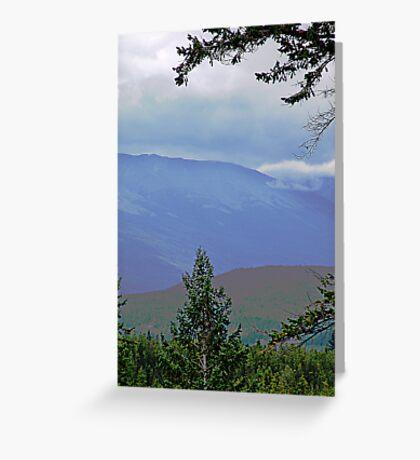 The Far Hills Greeting Card