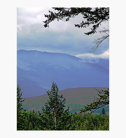 The Far Hills Photographic Print