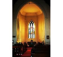 St Patrick's Church Photographic Print