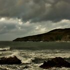 Church Bay Storm by seanwareing