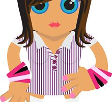 Ja'mie #5 (Private School Girl)  by LilLilleys