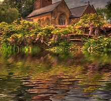 All Saints Church by Dean Messenger
