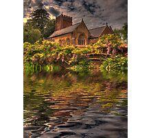 All Saints Church Photographic Print