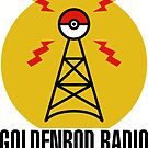 Goldenrod Radio (Alternate) by OrangeRakoon