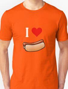 I love hot dogs T-Shirt