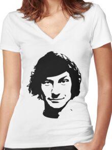 Gotye (Light) Women's Fitted V-Neck T-Shirt