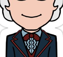 The Third Doctor (sticker) Sticker